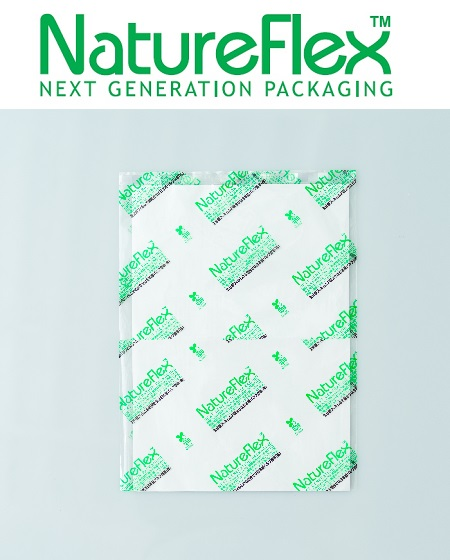 Natureflex 袋(ロゴ入り)