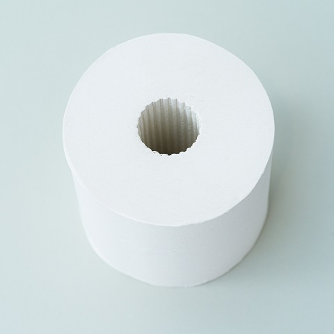 備蓄用トイレットペーパー 芯