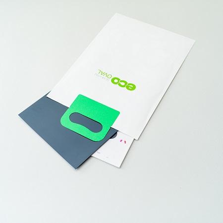 エコオーバルバッグ 資料入れ 450x450