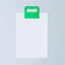 エコオーバルバッグ製品(無地+グリーン)220x220