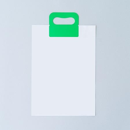 エコオーバルバッグ製品(無地+グリーン)450x450