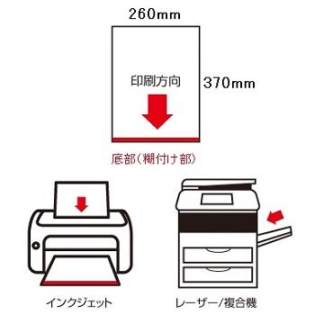 エコオーバルバッグ 印刷時注意点 1000x300